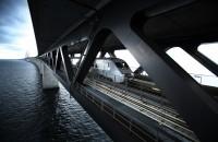 X2000 på Öresundsbron